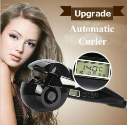 Профессиональный стайлер Pro LCD Hair Curler Babyliss с ЖК-дисплеем для автоматического создания локонов